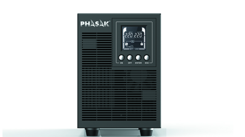UPS PHASAK LCD On-Line 2000 VA