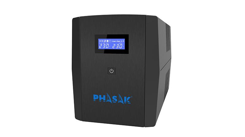 UPS Phasak SIRIUS 2260VA Interactive