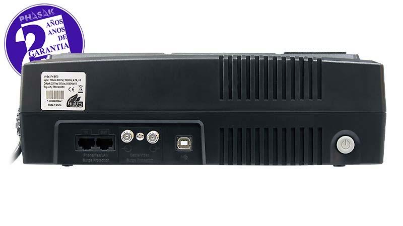 UPS PHASAK ORION Interactive 750 VA